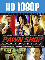 Pawn Shop Chronicles 1080p HD Latino