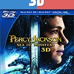 Percy Jackson Sea of Monsters 3D SBS Latino