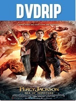 Percy Jackson: Sea of Monsters DVDRip Latino