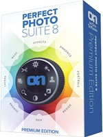 Perfect Photo Suite Version 8.0.0 Premium Edition