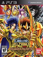 Saint Seiya Brave Soldiers PS3 Región Japon