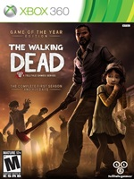 The Walking Dead GOTY Xbox 360 Región Free Español