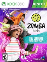 Zumba Kids Xbox 360 NTSC