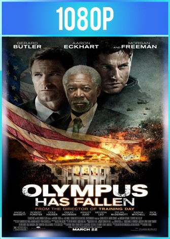Olympus Has Fallen (2013) 1080p HD Latino Dual