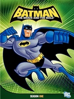 Batman: The Brave and the Bold Temporada 1 Latino