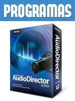 CyberLink AudioDirector Ultra Español Versión 4.0.3522