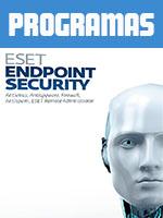 Portada de ESET Endpoint Antivirus Security 5 Español