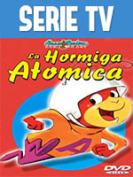 La Hormiga Atómica Serie Completa Español Latino
