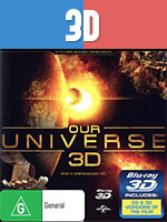 Our Universe 3D SBS Latino