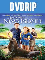 Regreso a la Isla de Nim DVDRip Latino
