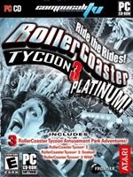 Roller Coaster Tycoon 3 Platinum PC Full Español Descargar
