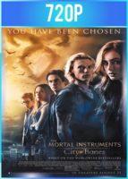 The Mortal Instruments City of Bones (2013) HD 720p Latino Dual