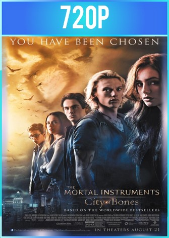 The Mortal Instruments City of Bones (2013) HD 720p Latino Dual