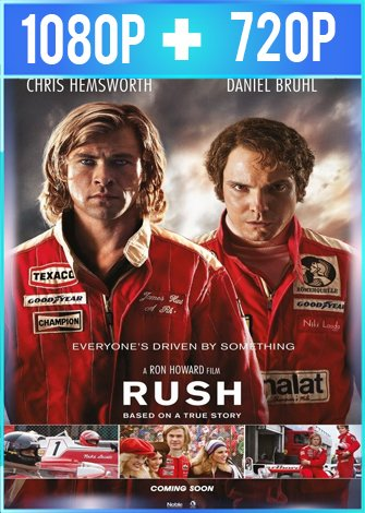 Rush (2013) HD 1080p y 720p Latino