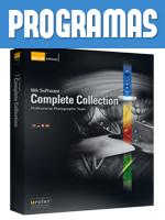 Google Nik Collection 1.1 Full Español