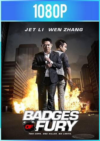 Badges of Fury (2013) HD 1080p Latino Dual