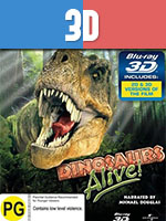 Dinosaurs alive 3D SBS Latino