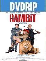 Gambit DVDRip Latino