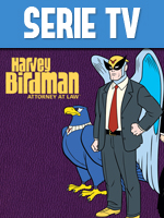 Harvey Birdman El Abogado Serie Completa Español Latino 2000