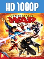 Justice League: War 1080p HD Latino Dual