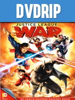 Justice League War DVDRip