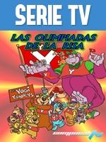 Las Olimpiadas De La Risa Español Latino Serie Completa