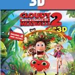 Lluvia De Hamburguesas 2 3D SBS Latino 2013