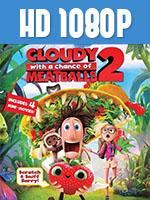 Lluvia de Hamburguesas 2 1080p HD Latino Dual