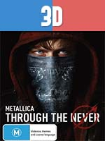 Metallica:Through The Never 3D HOU