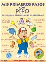 Mis Primeros Pasos con Pipo Juegos para Niños 1 - 4 Años PC Español