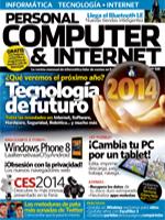 Revista Personal Computer & Internet 135 Febrero 2014 PDF