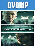 The Fifth Estate DVDRip Latino