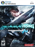 Metal Gear Rising Revengeance PC Full Español