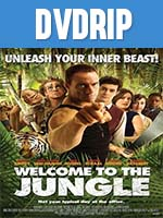 Bienvenidos a la Jungla DVDRip Latino