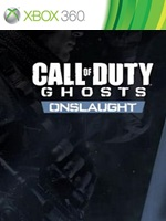 Call Of Duty Ghosts Onslaught DLC Xbox 360