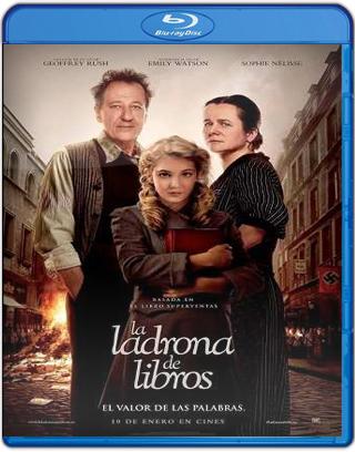 La Ladrona de Libros 1080p HD Latino Dual