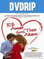 El Amor Dura 3 Años DVDRip Latino