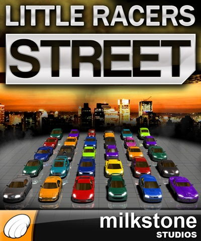 Little Racers Street PC Full