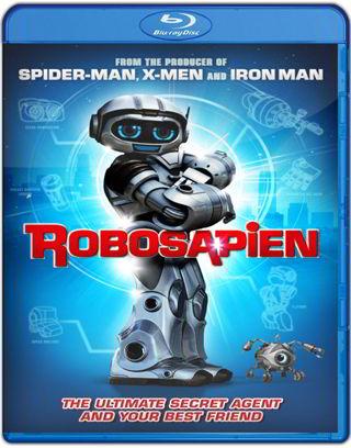 Robosapien Rebooted 1080p HD Latino Dual