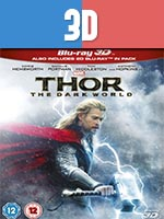 Thor 2 The Dark World 3D SBS Latino