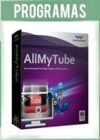 Wondershare AllMyTube Versión 7.4.3.1 Full Español