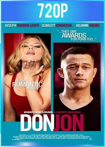 Don Jon (2013) HD 720p Latino Dual