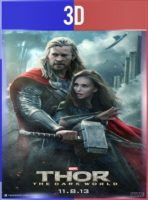 Thor 2: The Dark World 3D SBS Latino