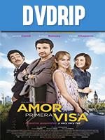 Amor A Primera Visa DVDRip Latino 2013