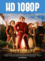 Anchorman 2: The Legend Continues 1080p HD Latino Dual