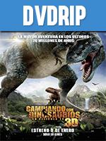 Caminando con Dinosaurios DVDRip Latino 2013