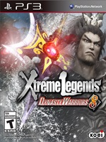 Dynasty Warriors 8 Extreme Legends PS3 Región USA
