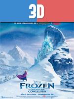 Frozen Una Aventura Congelada 3D SBS Latino