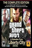 Grand Theft Auto IV (GTA 4) Complete Edition PC Full Español