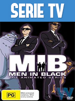 Hombres de Negro La Serie Animada Completa Español Latino